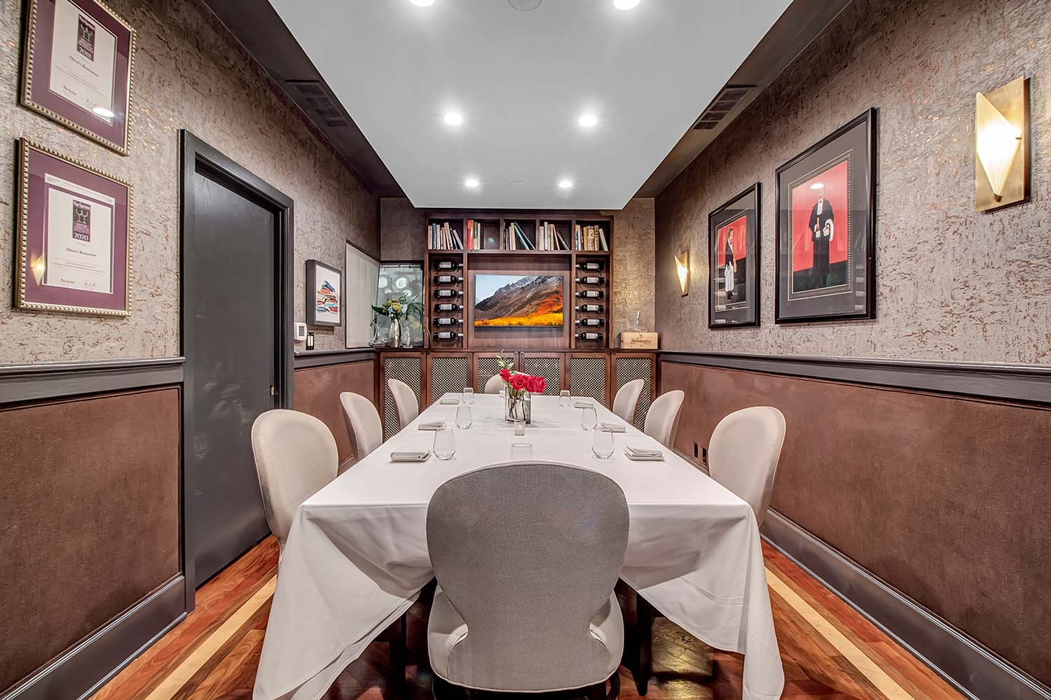 Oliver's Private Dining Room